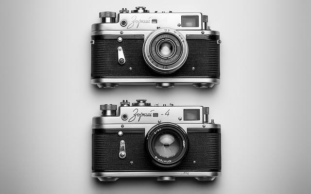 lens and cameras photo